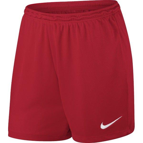 Nike Park Womens  Short University Red/White
