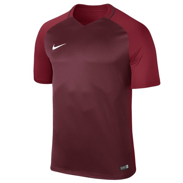 Nike Trophy III SS Football Shirt Team Red/Gym Red