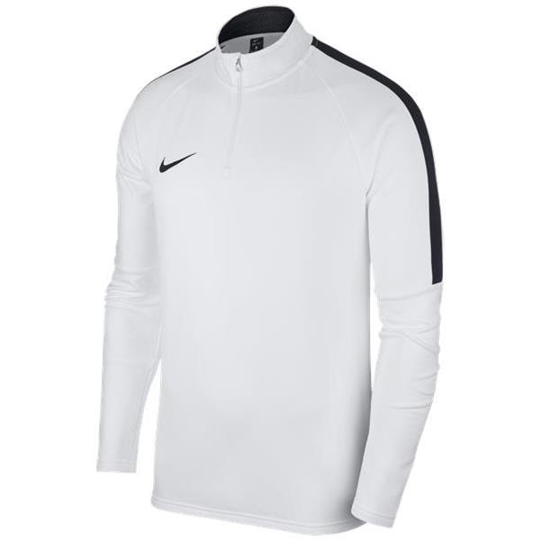 Nike Academy 18 Drill Top White/Black
