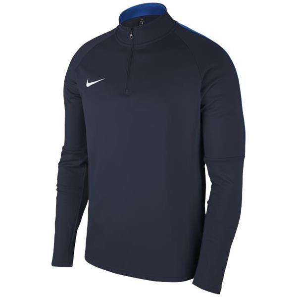 Nike Academy 18 Drill Top Obsidian/Royal Blue