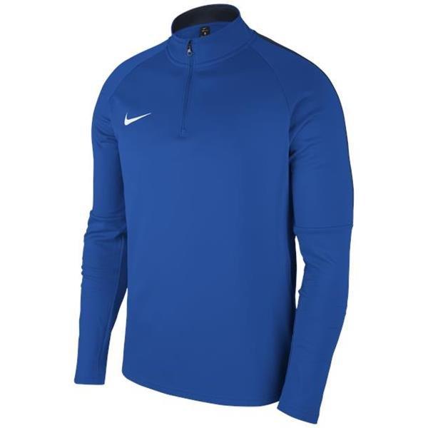 Nike Academy 18 Drill Top Royal Blue/Obsidian