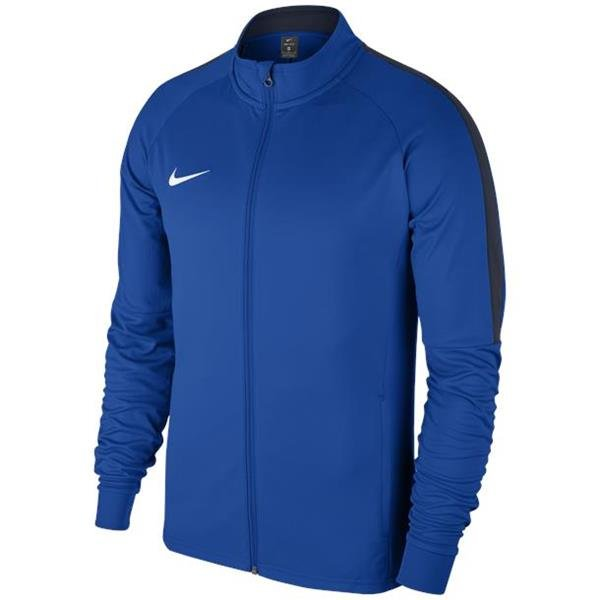 Nike Academy 18 Knit Track Jacket Royal Blue/Obsidian