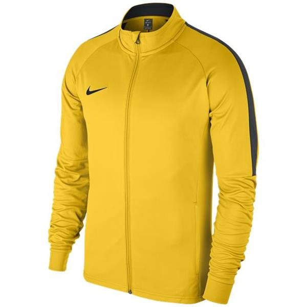 Nike Academy 18 Knit Track Jacket Tour Yellow/Anthracite