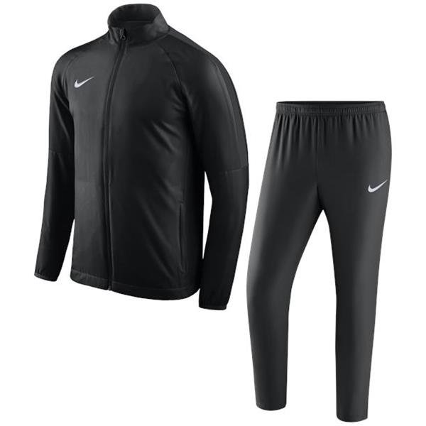 Nike Academy 18 Woven Track Suit Black/White