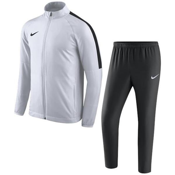 Nike Academy 18 Woven Track Suit White/Black