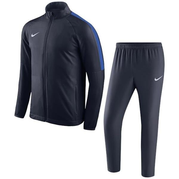 Nike Academy 18 Woven Track Suit Obsidian/Royal Blue