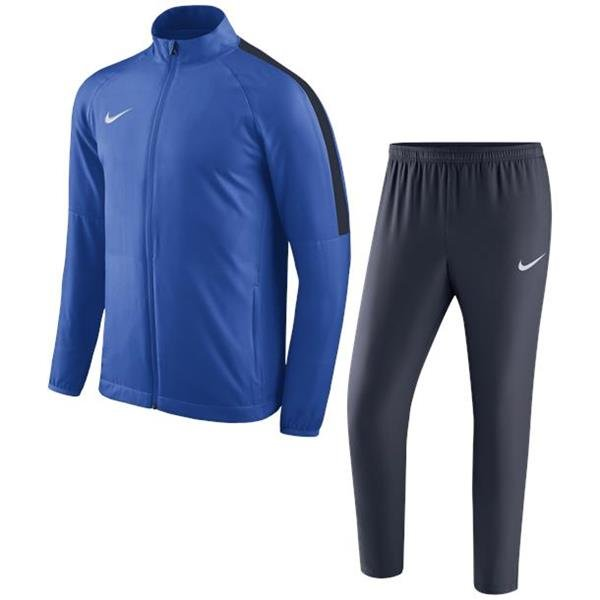 Nike Academy 18 Woven Track Suit Royal Blue/Obsidian