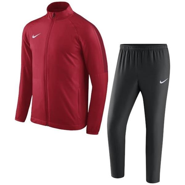 Nike Academy 18 Woven Track Suit University Red/Gym Red