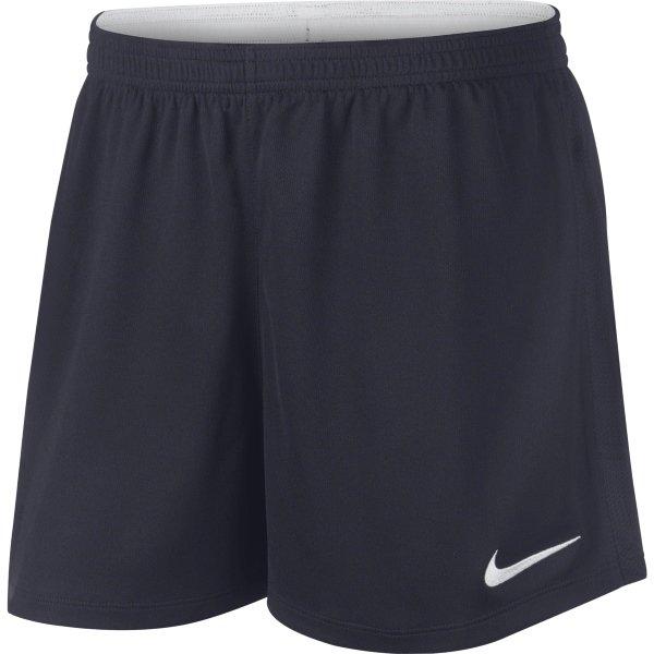 Nike Womens Academy 18 Obsidian/White Knit Short
