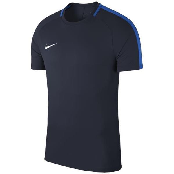 Nike Academy 18 Training Top Obsidian/Royal Blue Youths