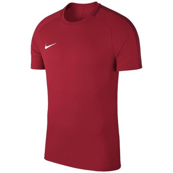 Nike Academy 18 Training Top University Red/Gym Red Youths
