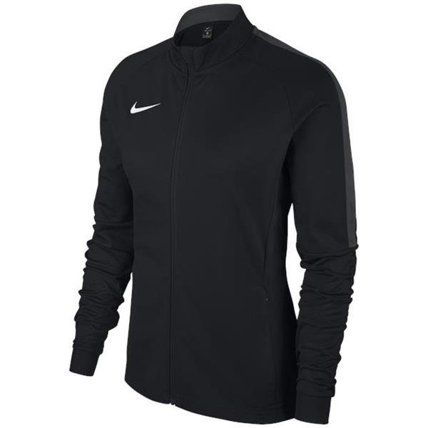 Nike Womens Academy 18 Knit Track Jacket White/black