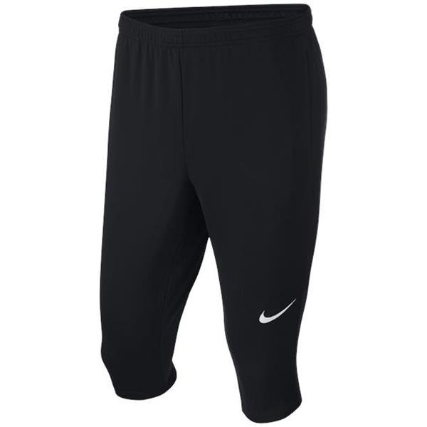 Nike Academy 18 3/4 Tech Pant White/black