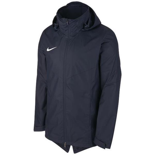 Nike Academy 18 Rain Jacket Obsidian/White