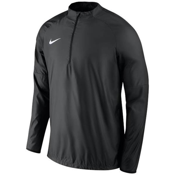 Nike Academy 18 Shield Drill Top White/black