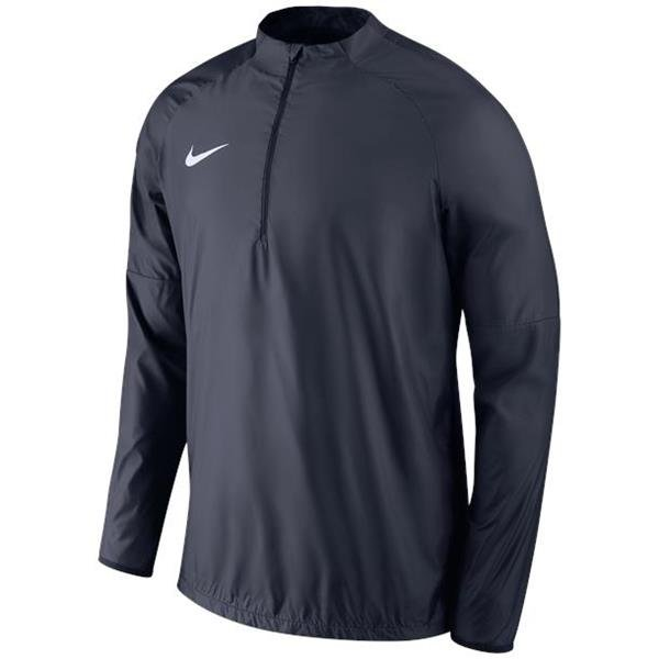 Nike Academy 18 Shield Drill Top Obsidian/White Youths