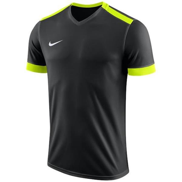 Nike Park Derby II SS Football Shirt White/black