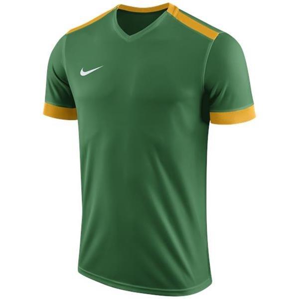 Nike Park Derby II Pine Green/Uni Gold SS Football Shirt