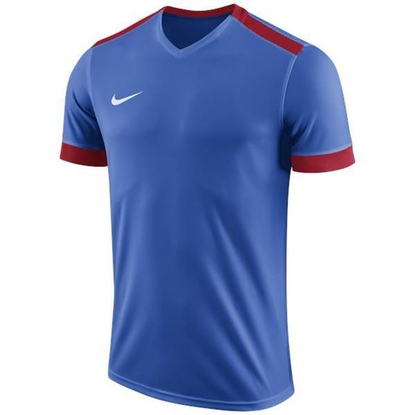 Nike Park Derby II Royal Blue/Uni Red SS Football Shirt