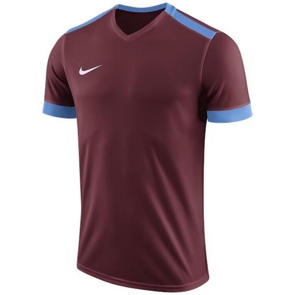 Nike Park Derby II Team Red/Uni Blue SS Football Shirt