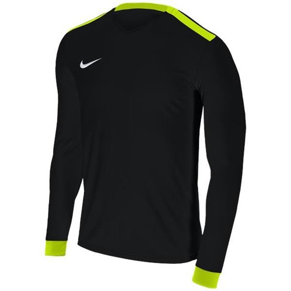 Nike Park Derby II LS Football Shirt Black/white