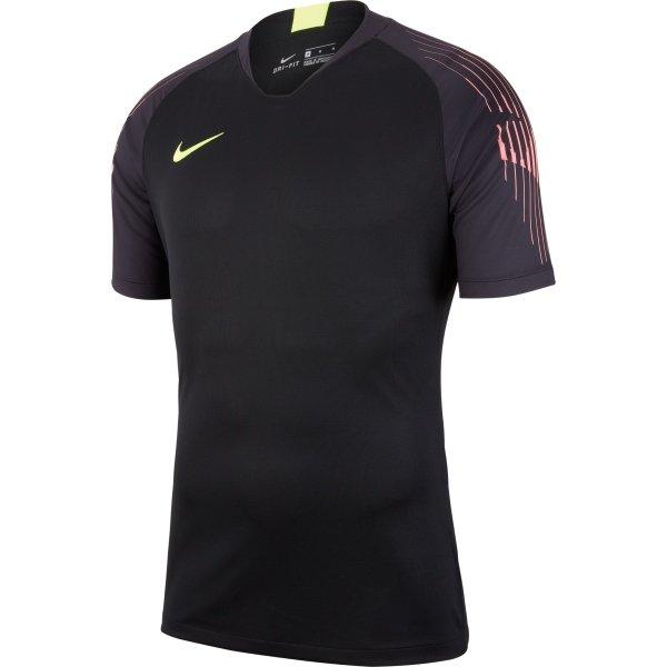 Nike Gardien II SS GK Jersey Black/Volt