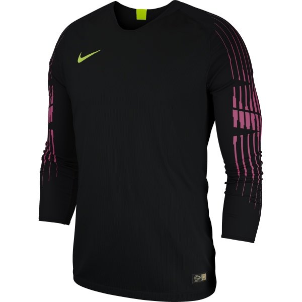 Nike Gardien II LS GK Jersey Black/Volt