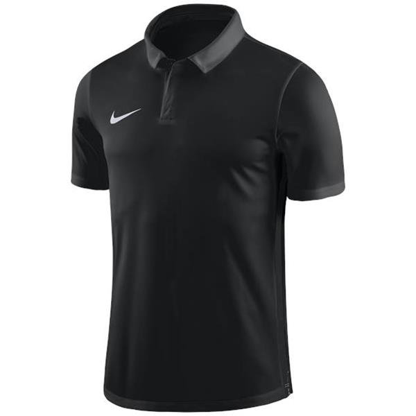 Nike Academy 18 Polo Black/White