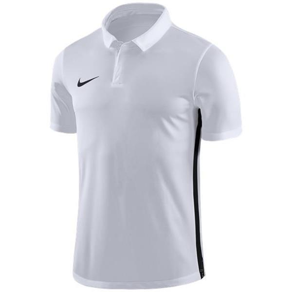 Nike Academy 18 Polo White/Black