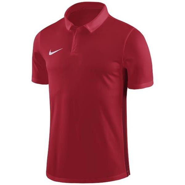 Nike Academy 18 Polo University Red/Gym Red