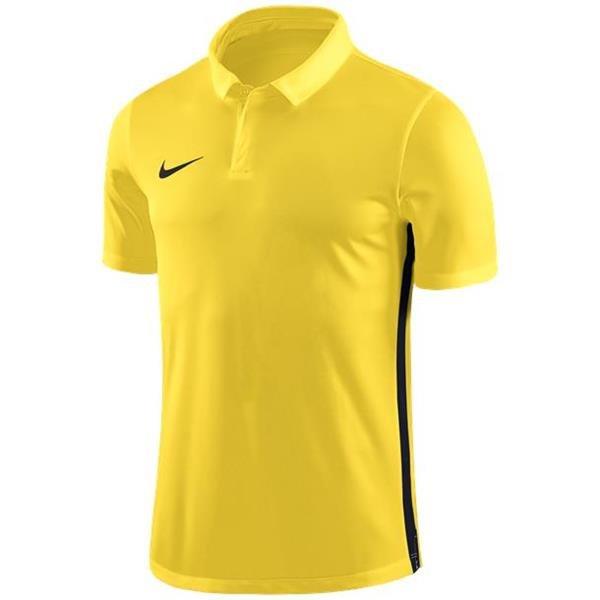 Nike Academy 18 Polo Tour Yellow/Anthracite