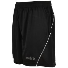 Mitre Referee Shorts Black/white