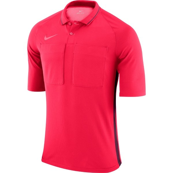 b280b453674 Nike Team Referee Jersey Short Sleeve Siren Red/Bordeaux