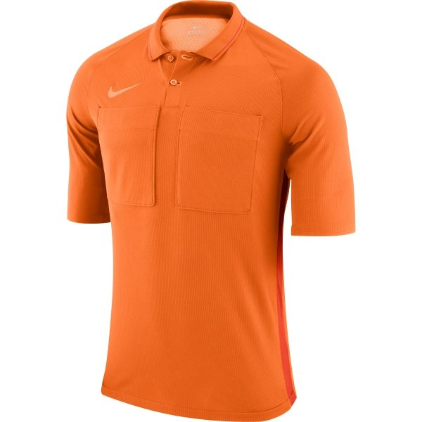 Nike Team Referee Jersey Short Sleeve Cone/Team Orange