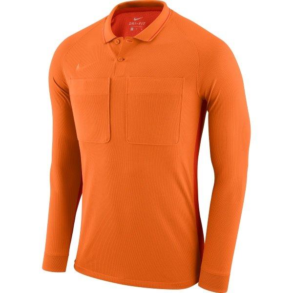 a050fdc9 Nike Team Referee Jersey Long Sleeve Cone/Team Orange