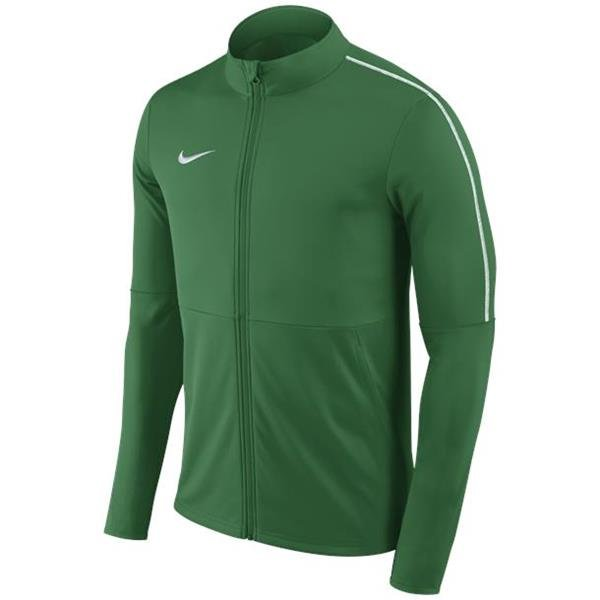 Nike Park 18 Pine Green/White Knit Track Jacket