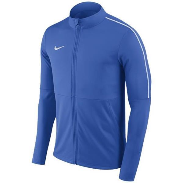 Nike Park 18 Royal Blue/White Knit Track Jacket