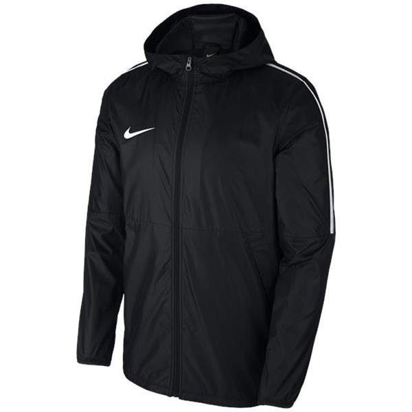 Nike Park 18 Rain Jacket White/black