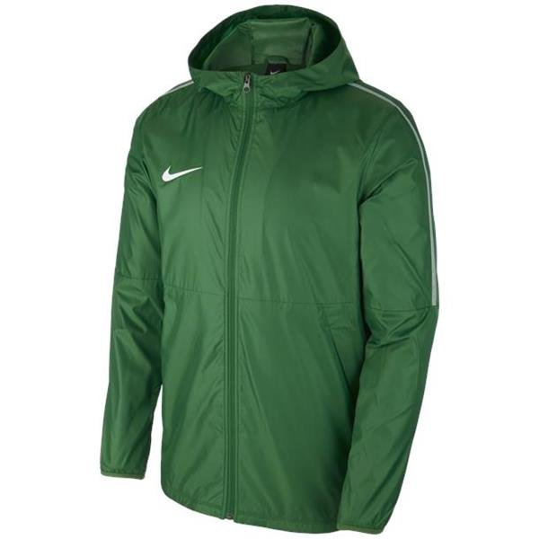 Nike Park 18 Pine Green/White Rain Jacket