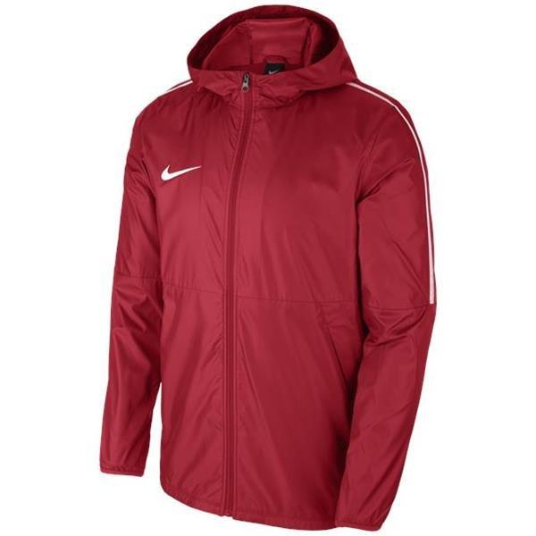 Nike Park 18 University Red/White Rain Jacket Youths