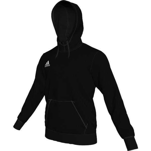 adidas Core 15 Black/White Hoody Top