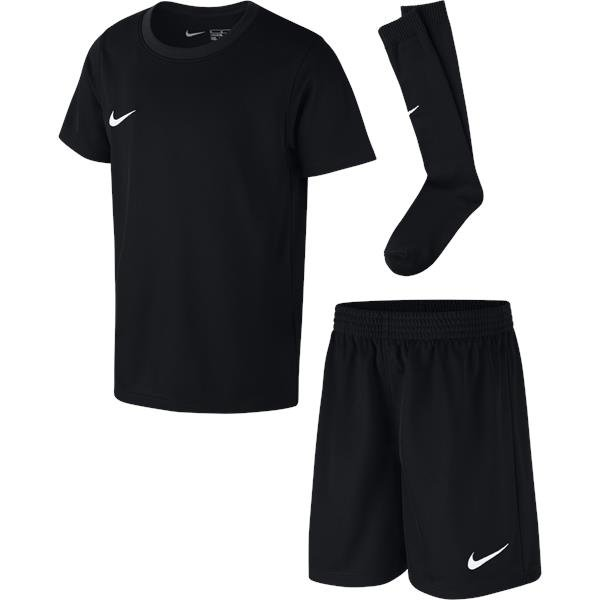 Nike Park Kit Set Black/White