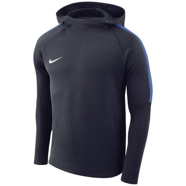 Nike Academy 18 Hoody Obsidian/Royal Blue