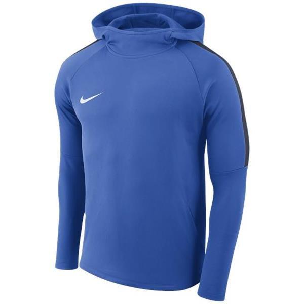 Nike Academy 18 Hoody Royal Blue/Obsidian