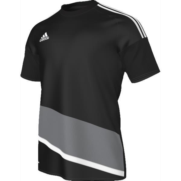 adidas Regista 16 Black/Vista Grey Football Jersey