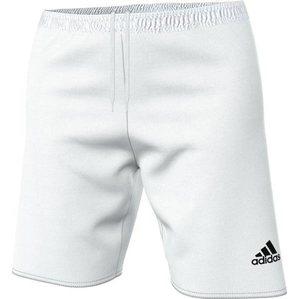 adidas Parma 16 Womens White/Black Football Short