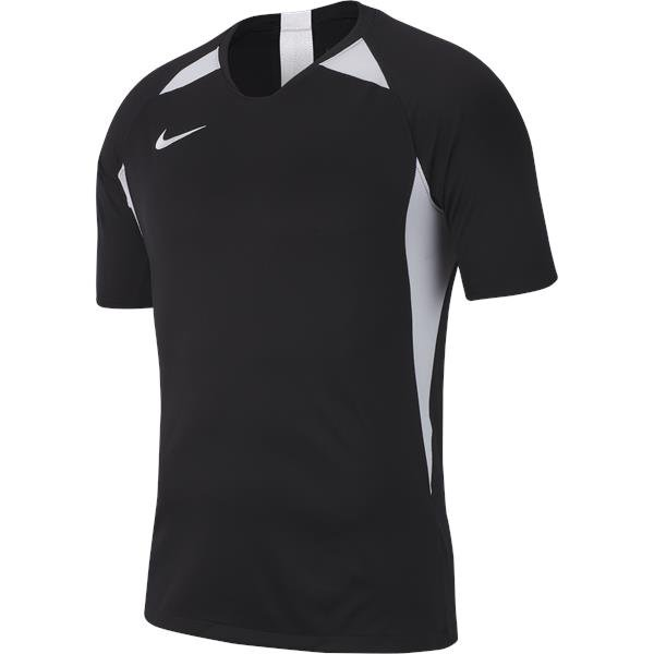 Nike Legend Football Shirt Black/white
