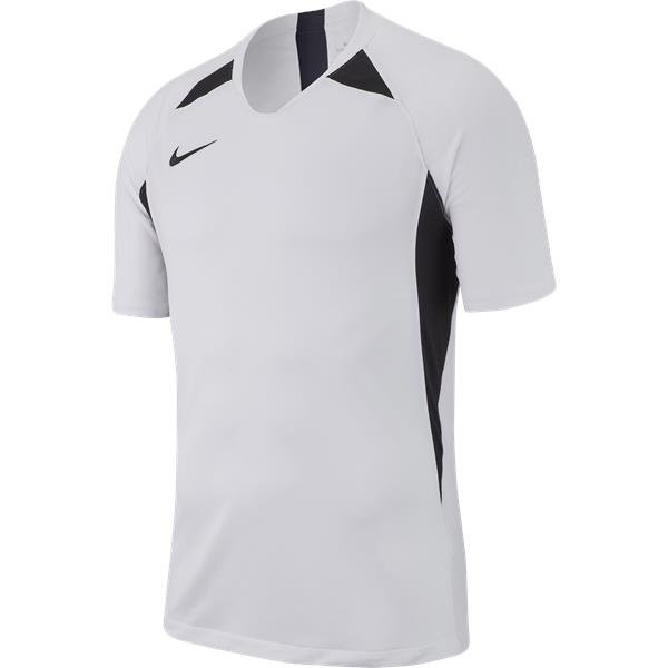 Nike Legend Football Shirt White/Black