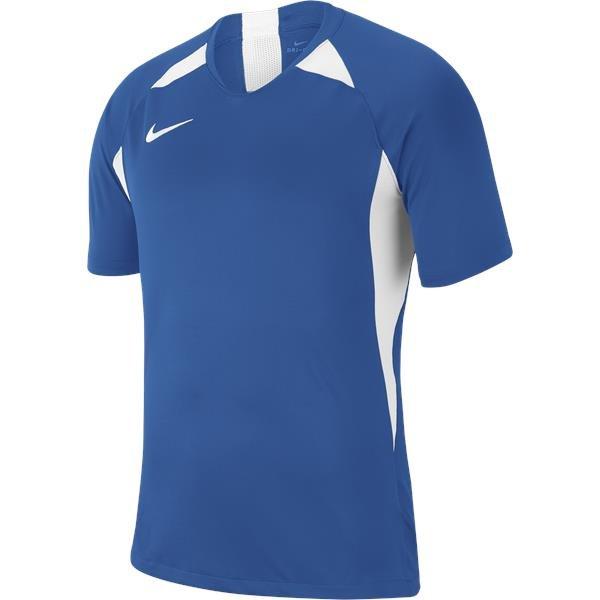 Nike Legend Football Shirt Royal Blue/White