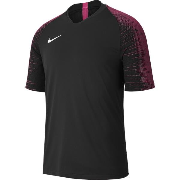Nike Strike Football Shirt Black/white